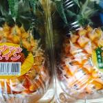 沖縄県産パイナップル 'スナックパイン'